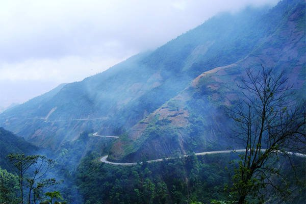Đèo Khau Phạ, Yên Bái