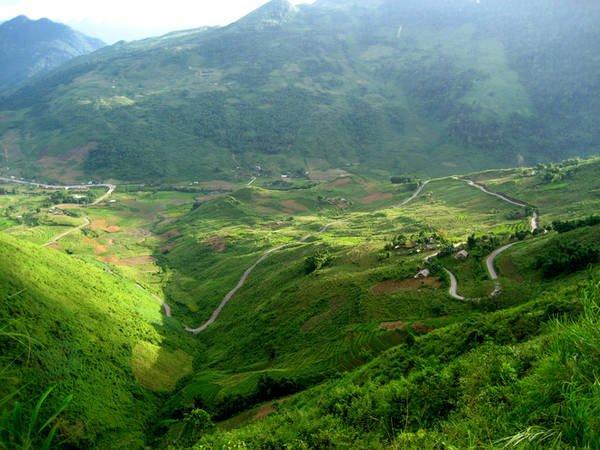 Đèo Bắc Sum, Hà Giang