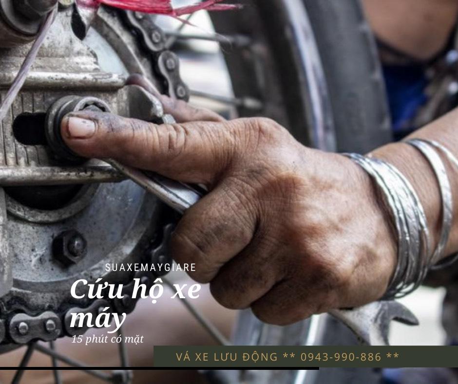 Cứu hộ xe máy Hà Nội 1