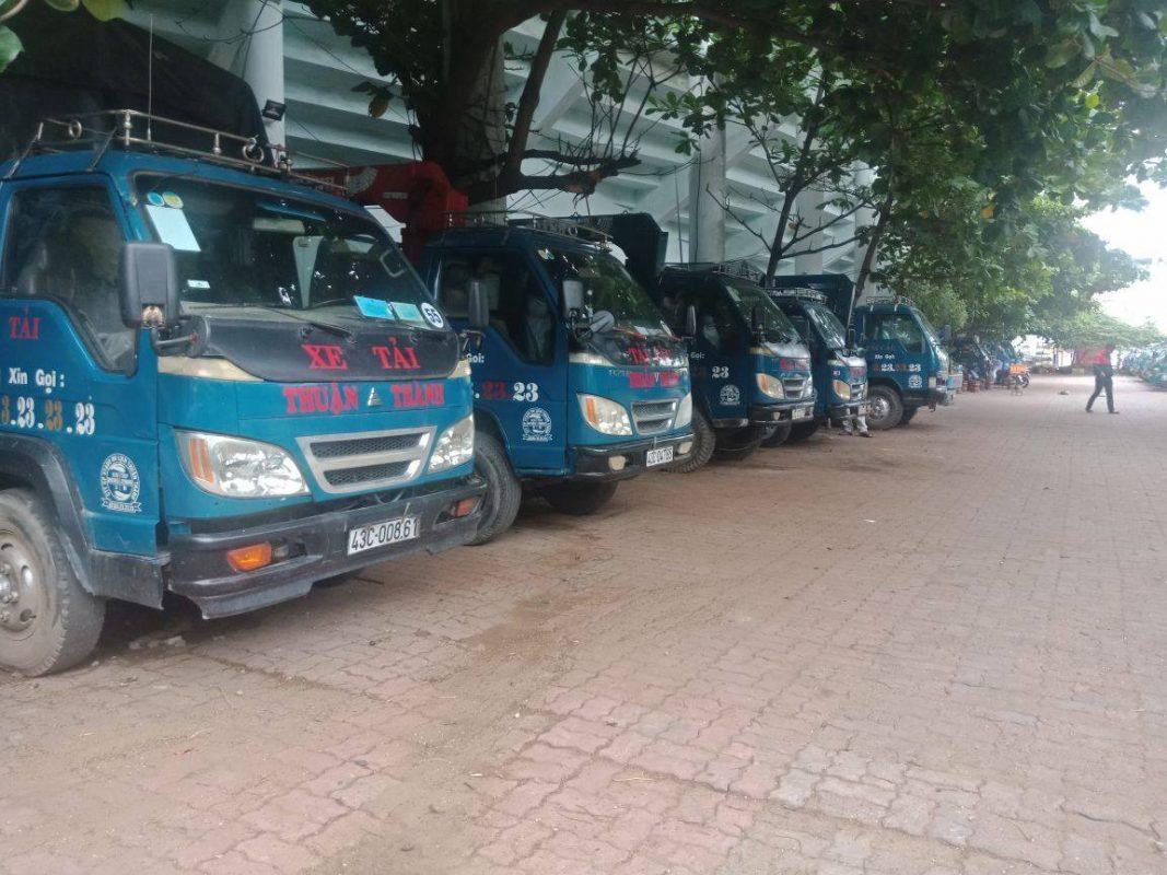taxi tải thuận thành đà nẵng
